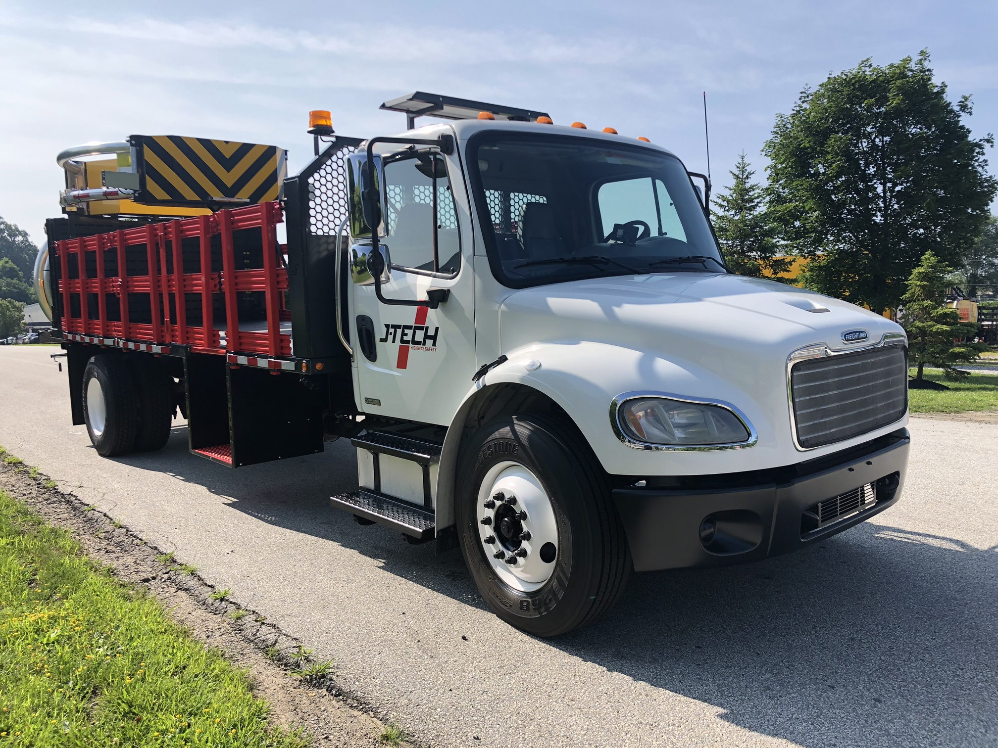 2012 Freightliner M2 Attenuator Truck For Sale and Rent J-Tech