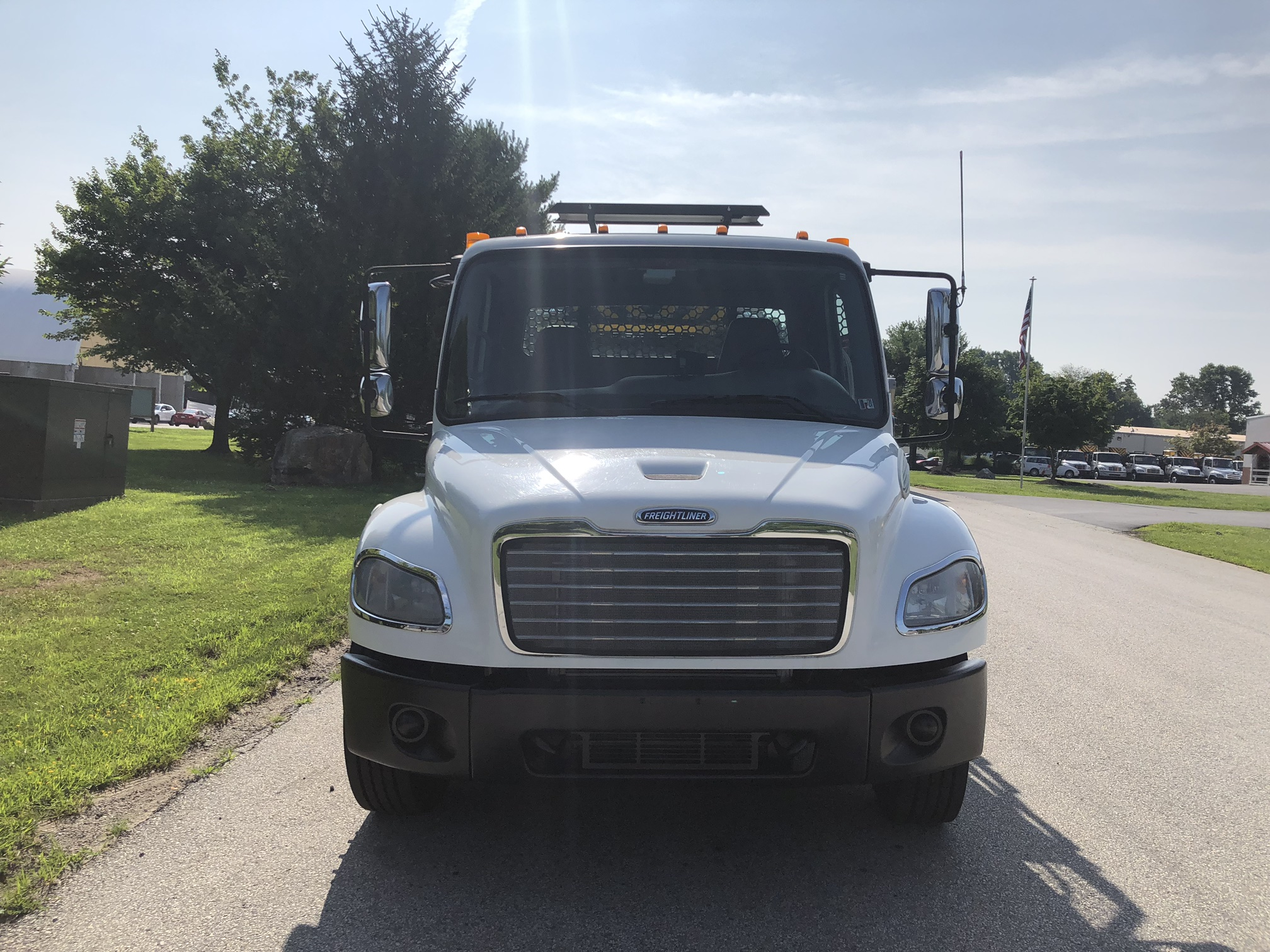 2012 Freightliner M2 Attenuator Truck For Sale and Rent J